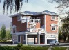 High quality steel villa