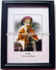 2012 Beautiful plastic photo frame for decoration and gifts