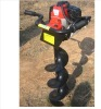 52cc ,CE ,Portable drill,Gasoline earth drill/Hole digger