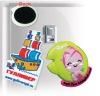 Fashion and Colourful Soft PVC Fridge Magnet