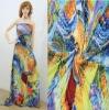 Popular 100% Rayon Printing Fabric