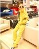 2011 new design zipper choker women sport suits