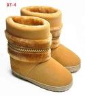 2012 newest design women winter snow boots