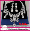 hot sale new design 2012 fashion necklace jewelry set
