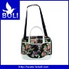 2012 zipper poly tote handbag shoulder bag Lady Business Laptop bag/Handbag