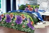 Book style packing bedding set 3pcs (reactive printing)