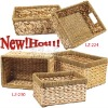 Promotion Seagrass Storage Basket