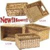 Promotion Seagrass Storage Basket