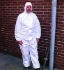 sms/microporous type 4/5/6 coverall