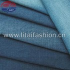 ready stock indigo club denim fabric