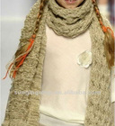 New hot sale knitted scarf,