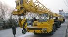 Used tadano truck mobile crane