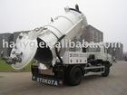 Sewage Suction Tank Vechile