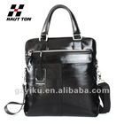 2012 fashion man genuine cowhide brand handbag