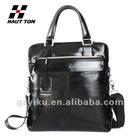 2012 fashion man genuine cowhide brand handbag