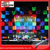 P16mm Full color indoor & outdoor LED curtain screen (i-Strip 16)