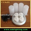 Rechargeable 4pcs LED Candle