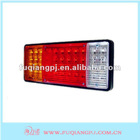 12/24V high brightness universal truck part led tail lights