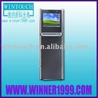 Wintouch muli-media free standing kiosk WN-332