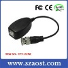 UTP video balun STT-101PII