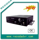 Economical HDD Mobile DVR 3G GPS WIFI