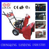 gaosline snowblower SDST24