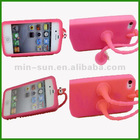 2012 The beautiful silicon phone case for cell phone product