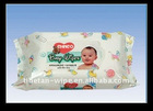 baby hand and mouth wipes