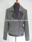 2012 fashionable, ladies slant cfcolsure y/d woolen jacket, style no. JANE