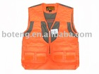 Blaze Orange Deluxe Hunting Vest
