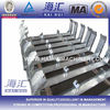 The hottest sale painting or galvanized conveyor roller frame in China