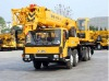 XCMG-QY50K HYDRAULIC TRUCK CRANE FOR RUSSIA