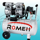 Noiseless R550-25L Quiet oil less Air Compressor
