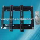 """15-26""""with black power coated LCD tv wall mount"""