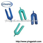 cotton buds stick plastic injection parts, injected products