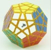 magic cube MF8 /Megaminx(V2) /transparent,yellow,black