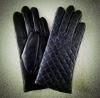 fashion women leather gloves