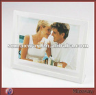 Pretty L-shaped Magnetic Counter Acrylic/Plexiglass Picture/Photo/Card Holder/Frame/Stand