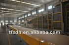 Gypsum Board manufacturing unit in China
