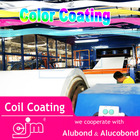 (High Quality)1600mmWidth Steel/Aluminum Color Coating Line(CE & ISO9001Certification)
