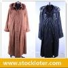 101103A Ladies Leather Coat