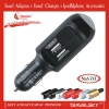 2012 TOP SALE Car Charger For IPOD/IPHONE/IPAD/BLACKBERRY(NT-670)