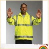 Full zip Hi-Vis fuctional windbreak