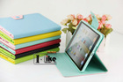 New PU Leather Smart Cover Case Stand for Apple iPad Mini