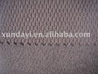Polyester Eyelet Brush Fabric