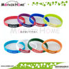 fashional colorful rubber silicone bracelets