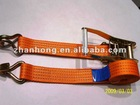 "safe&durable 2"" 27' cargo rope ratchet"