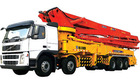 XCMG HB56 portable Concrete Pump for sale