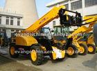 XCMG 4WD Telescopic Handler Forklift XT670-140