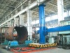 Welding manipulator working for pipe